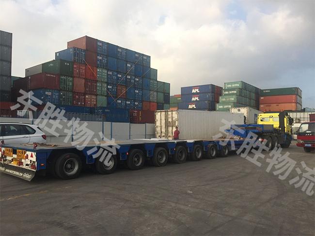 建筑材料货运到香港,建筑材料运输到香港,建材、钢材运输到香港--东胜物流