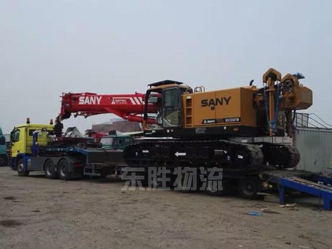 超长、超宽、超高货物运输到澳门,澳门矮排车物流运输