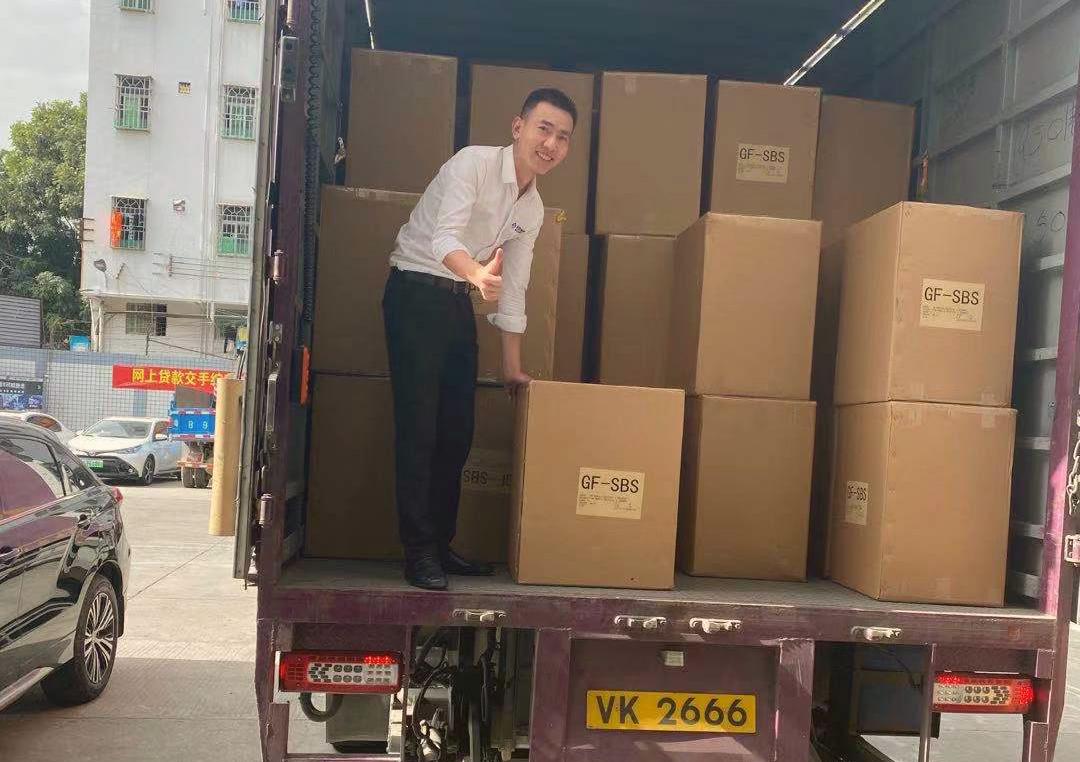 散货零担运输到香港,香港仓库分拣、派送
