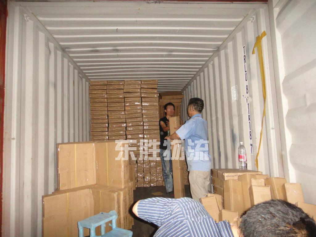 散货到香港物流,哪家物流可以零担货物至香港?散货拼车发香港运输公司运输案例图